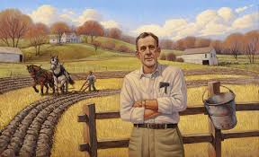 agricultural philosophy wendell berry indie farmer