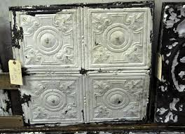 sagging tin ceiling tiles bathroom: reclaimed tin ceiling tiles vintage photos