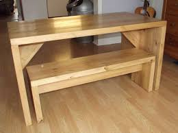 dining bench seat solid wood kitchen room