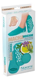 Маска-<b>носки</b> для ног с увлажняющей силиконовой подкладкой ...