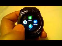<b>Smart Watch V8</b> - YouTube