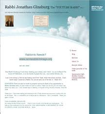 the awareness center inc international jewish coaltion against rabbi jonathan ginsburg