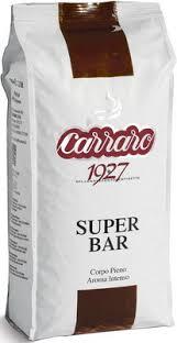 <b>Кофе зерновой Carraro Super</b> Bar 1 кг купить в интернет ...