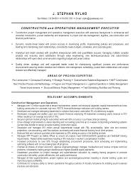 construction manager resume sample  seangarrette co   project manager logistics resume project management executive resume sample senior construction project manager in san mateo manager pmp