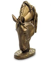 <b>Фигурка</b> Art East, <b>Голова лошади</b>, <b>42</b> см — купить в интернет ...