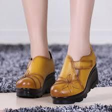 Charming <b>2017 New</b> Women Sandals Soft Leather Summer Women ...