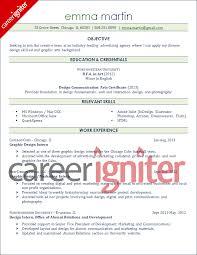 graphic designer resume sample   career ignitergraphic designer resume sample