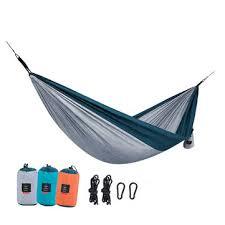 naturehike nh17d012-c <b>single double hammock portable</b> polyester ...