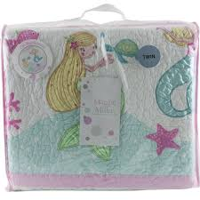 maggie miller mermaid twin quilt bedding girls bedroom 68 x 86 sea maggie miller mermaid twin quilt bedding girls bedroom 68 x 86 sea life