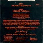 Soldiers of Metal/Howling Furies