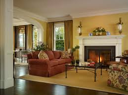 burnt orange sofa living room traditional with beige curtain beige rug burnt orange living room furniture