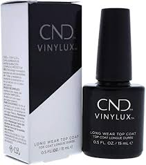 <b>CND Vinylux</b> Long Wear Top Coat, 15ml: Amazon.co.uk: Beauty