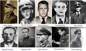 「たリッベントロップ元外相ら10名の被告への刑が執行」の画像検索結果