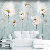 China <b>Custom 3d Wallpapers</b> Seller | Chinese <b>3d</b> Hallway Entrance ...