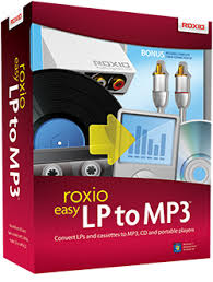 Cassette & <b>Vinyl to Mp3 Converter</b> with Roxio <b>LP to MP3</b>
