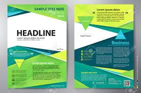 brochure design a template vector illustration royalty brochure design a4 template vector illustration stock vector 35640369