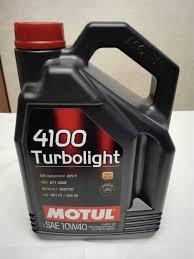 Обзор от покупателя на <b>Моторное масло MOTUL</b> 4100 Turbolight ...