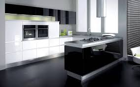 modular kitchen colors: sleek modular kitchen divine patio style in sleek modular kitchen design ideas