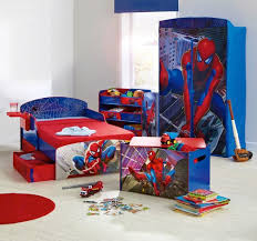 comely childs bedroom toddler bed set design with colorful little boy bedroom ideas along spiderman theme bedroom kids bed set