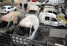 「2005年パリ郊外暴動事件」の画像検索結果