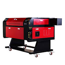 Summile <b>Laser Engraving</b> Machine <b>80W CO2</b> Laser Engraver 500 x ...