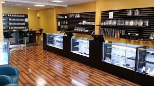 modern e cigarette store