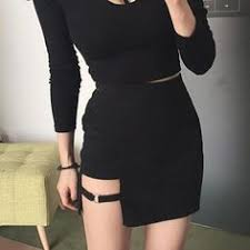 <b>2019 New Fashion Sexy</b> Skirt Women Casual Botton A-Line Skirt ...