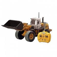<b>Радиоуправляемый бульдозер Hobby Engine</b> Wheeled Loader
