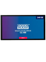 """<b>SSD</b>-накопитель CL100 240Gb, 2.5"""" <b>GOODRAM</b> 8615824 в ..."""