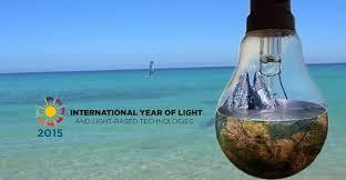 Risultati immagini per anno internazionale della luce