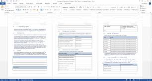 concept of operations template ms word sample templates this chapter describes the current system in the concept of operations template