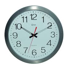 Buy <b>Outdoor Waterproof Stainless</b> Steel Wall Clock | TTS International