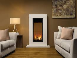 Image result for tall ethanol fireplace