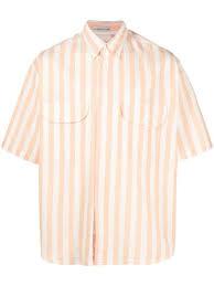Shop <b>Levi's</b>: Made & Crafted <b>striped</b> oversized shirt <b>with</b> Express ...