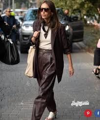 Уличный <b>стиль Милана</b>: от кожи до смешанных принтов ...
