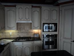 Grey Stained Kitchen Cabinets Unique Gray Stained Kitchen Cabinets For Home Design Ideas With
