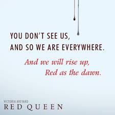 Resultado de imagen de la reina roja victoria aveyard