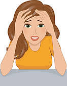 Image result for headache clipart