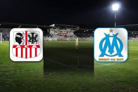 AC Ajaccio 0-2 Olympique de Marseille, L