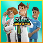 <b>Two Point Hospital</b>: JUMBO Edition