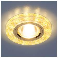 <b>Точечный светильник с двойной</b> подсветкой Elektrostandard 8371 ...