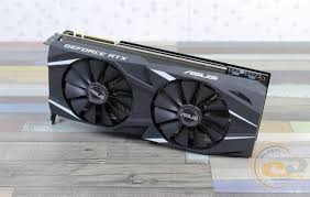 Обзор <b>видеокарты ASUS Dual GeForce</b> RTX 2080: младшая сестра