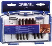 <b>Набор для резки DREMEL</b> 688 (69 предметов) [26150688JA ...