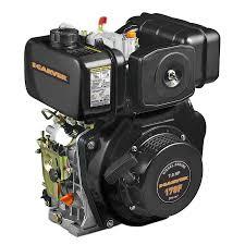 Купить <b>двигатель</b> для мотоблока <b>Carver 178 F дизель</b>., 7 л.с ...