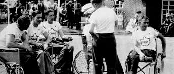 history of the sport wheelchair basketball history of the sport