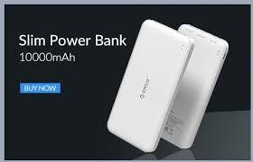 <b>Orico 10000 mah</b> dupla usb 5 v 2a <b>power bank</b> bateria externa ...