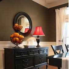 red walls black furniture and red on pinterest black furniture wall color