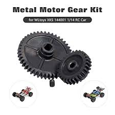 Buy Honorall Replacement for <b>WLtoys XKS 144001</b> 1/14 RC Car ...