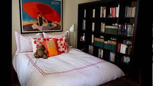 divider ideas dividing bookcase bookshelf studio