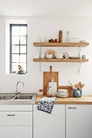 Kitchen Open Shelves Kitchen Open Shelving Wooden Open Pantry Shelving Open And